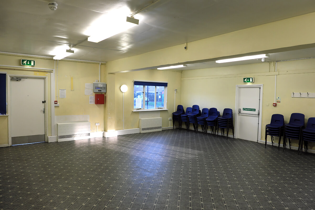 Lower Hall for Hire SW London