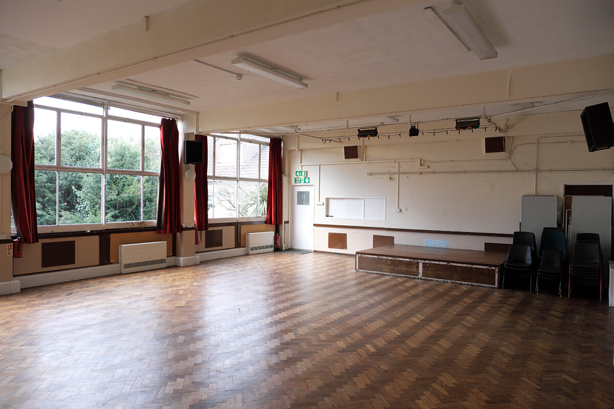 Upper Hall for Hire in Wandsworth